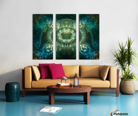 Asgard Split Canvas print