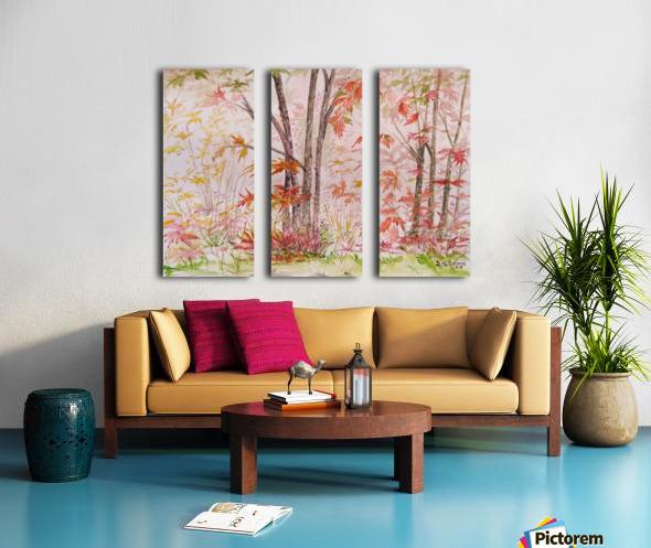 Autumn_DKS Split Canvas print
