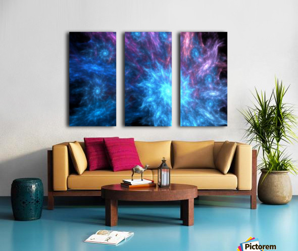 Among the others Split Canvas print