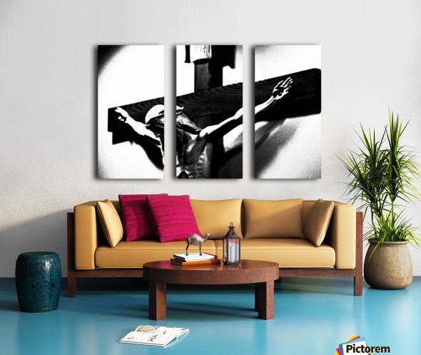 Savior 1 Split Canvas print