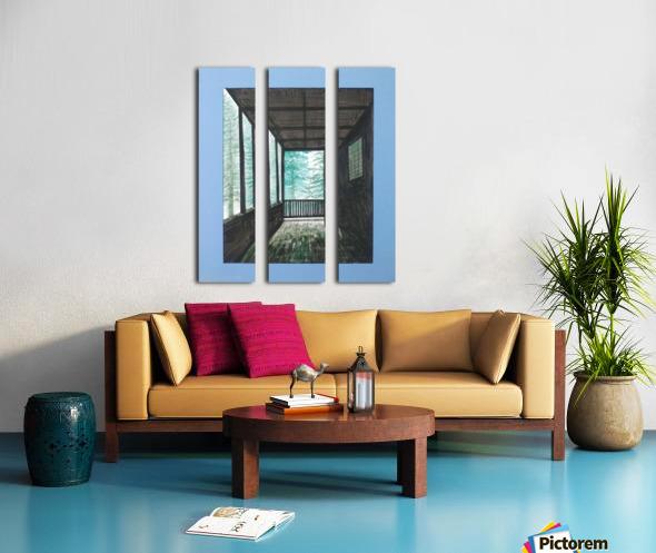 Guest House_DKS Toile Multi-Panneaux