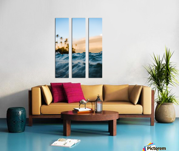 At Sea Split Canvas print