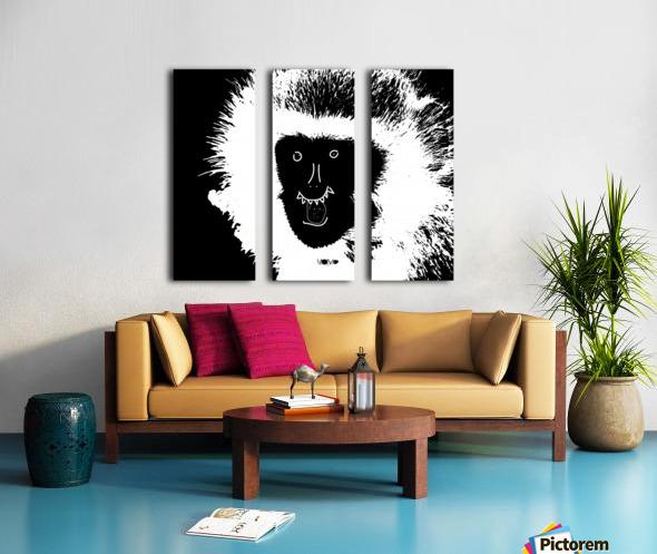 MOMO by dePace Split Canvas print