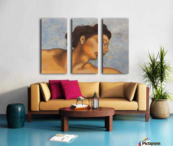 Sistine mood  Split Canvas print