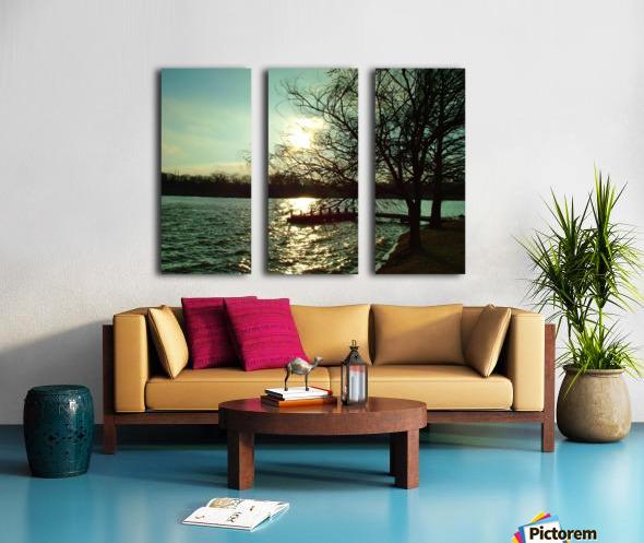 2004_0102Dallas0015 Split Canvas print