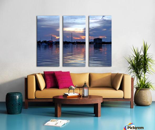 P8110112 Split Canvas print