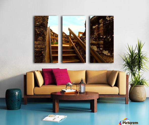 Picture165 Split Canvas print
