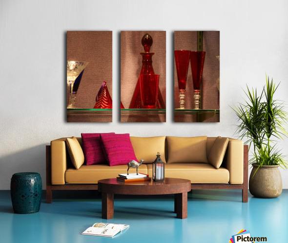 Picture390 Split Canvas print