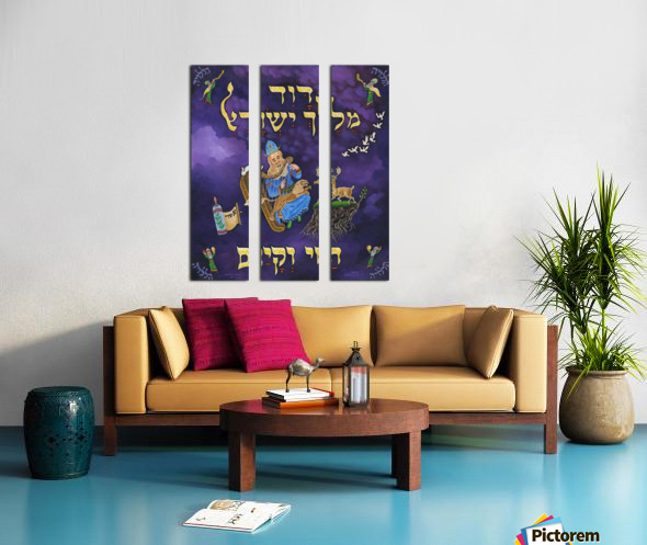 1994 07 Split Canvas print