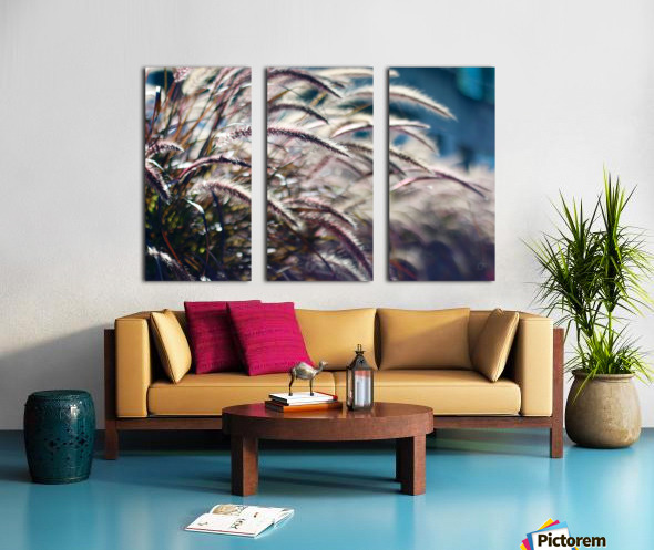 Plants Split Canvas print