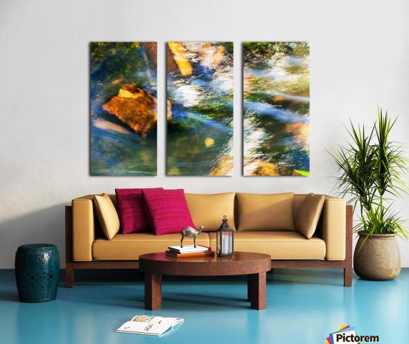 River I Split Canvas print