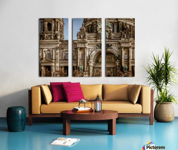 berlin cathedral building_1588539606.9187 Split Canvas print