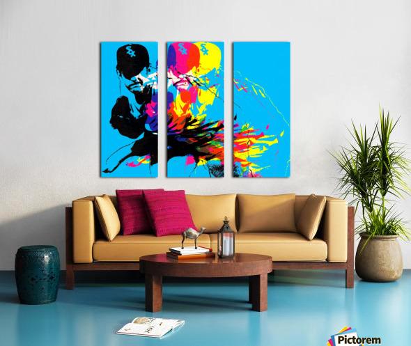 chicago gift ideas (2) Split Canvas print