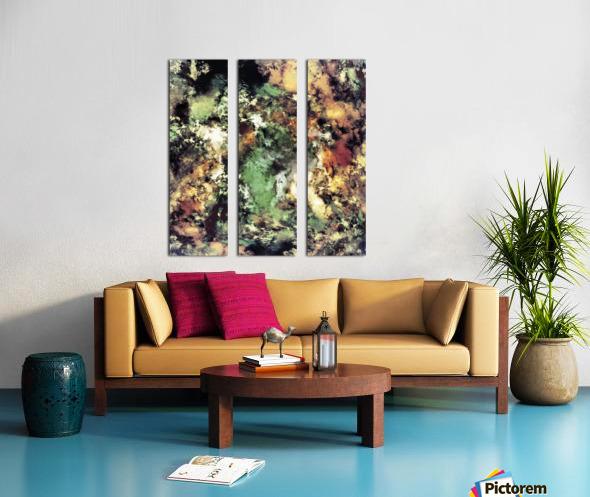 Slide Split Canvas print