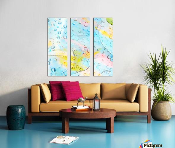 4B52C4D6 C813 434D 8CFF 1AF9FD6CE9C1 Split Canvas print