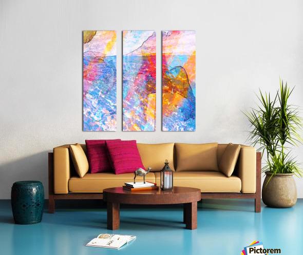 DA2A4D64 F902 43BE 8B93 DBFCB95E29B4 Split Canvas print