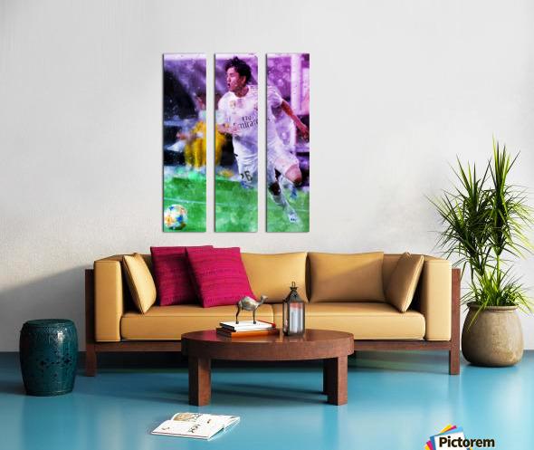 1 Split Canvas print