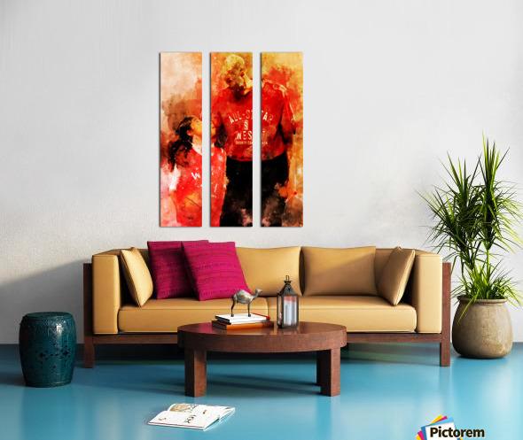 rthr Split Canvas print