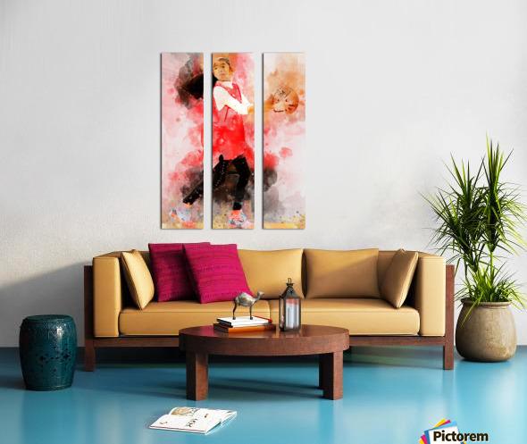 giana Split Canvas print