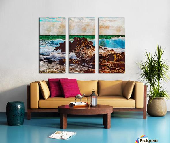 Nature View 13 Split Canvas print