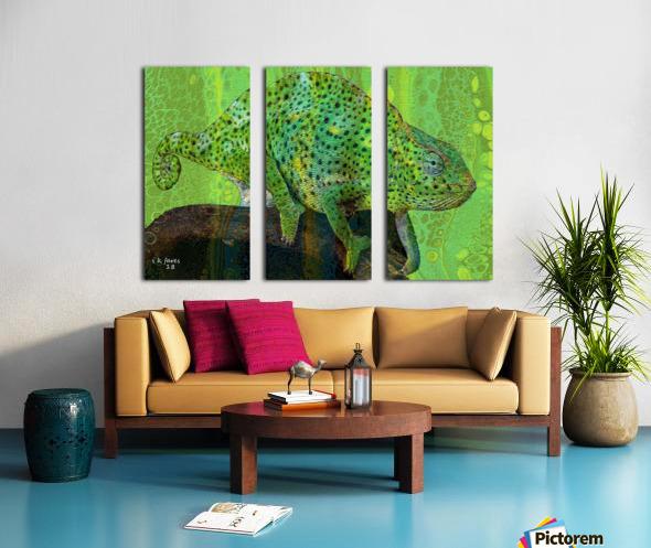 abstracart25 Split Canvas print