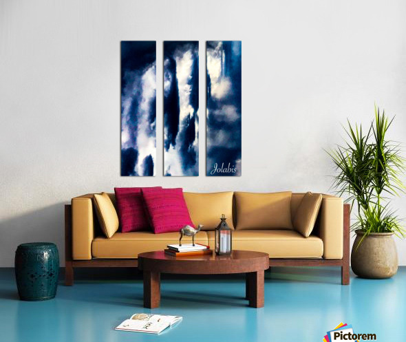 EAA264A2 E03A 41C0 B352 EBCF268EE6BA Split Canvas print