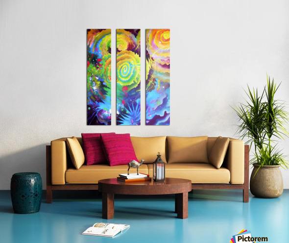 FOREST  Split Canvas print