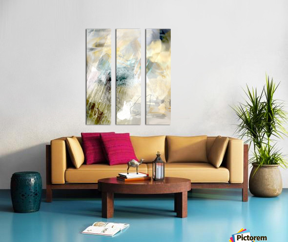 J A S A Split Canvas print