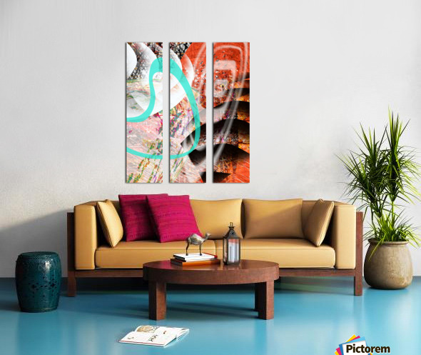 J A C K O Split Canvas print