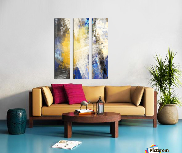 A L A Split Canvas print