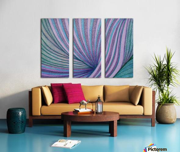 Undine Split Canvas print