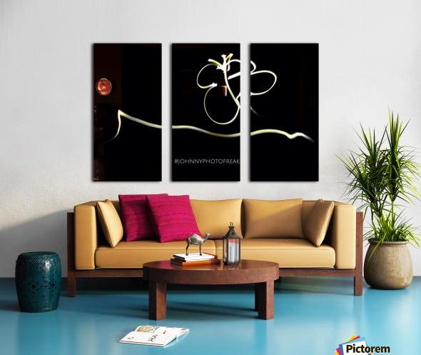 Butterfly  Split Canvas print