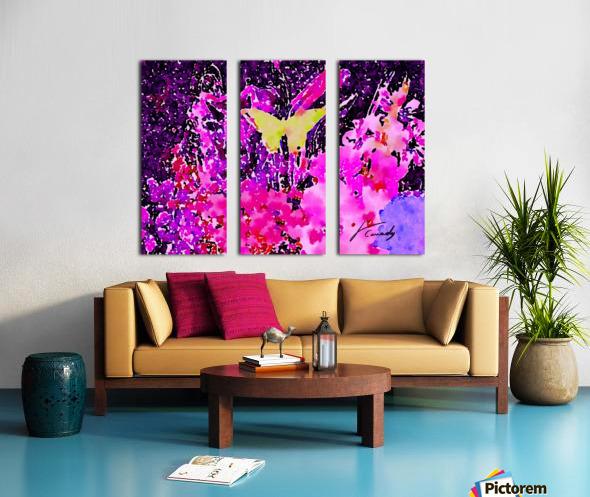 ABE1820B D829 4E5C 96FC B46B94A0654B Split Canvas print