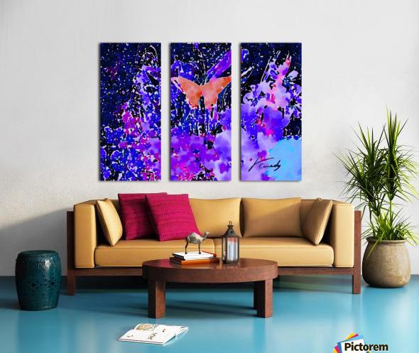 145B17D5 4AA2 42E9 A55D 53E28065F4BC Split Canvas print