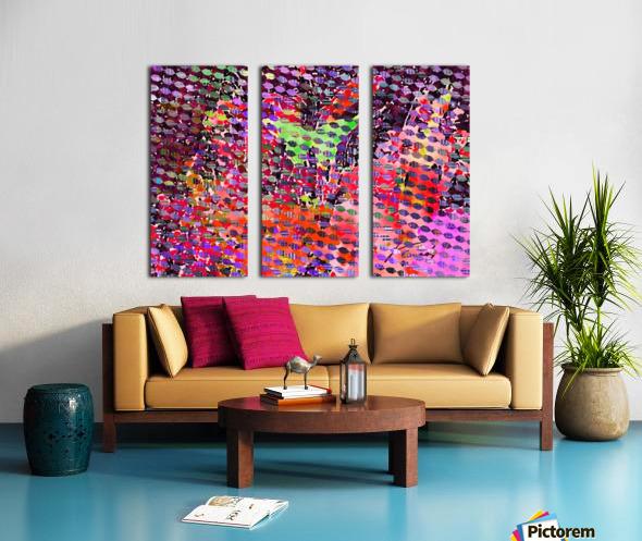78C02C4F ADD7 4E77 961F D86DDE57BE2E Split Canvas print