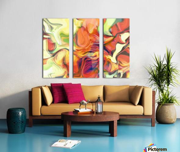 50A110DD 834B 4615 B6F2 812E0A4CE8D5 Split Canvas print
