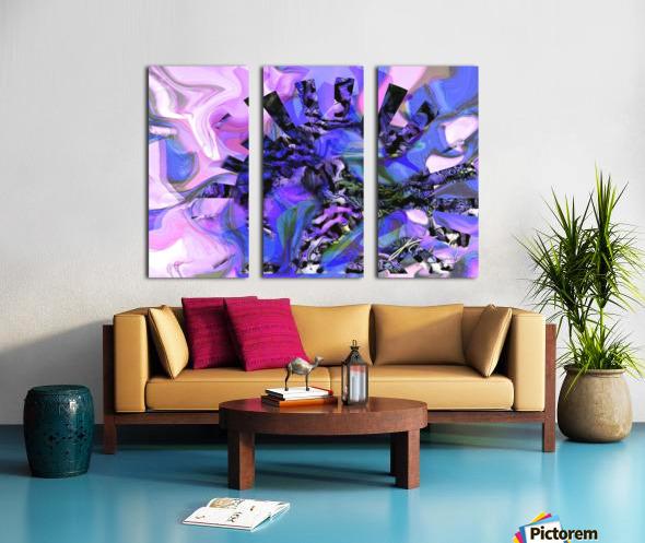 D4C9C6FB F656 482F 9193 79F93FB2FBED Split Canvas print