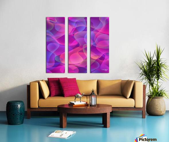 ART A MIX29 Split Canvas print