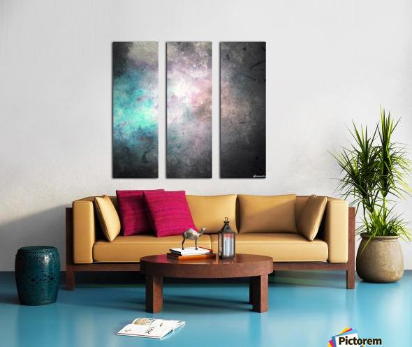 Tinoma Split Canvas print