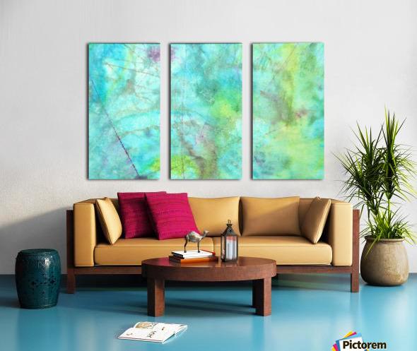 2020-10 Split Canvas print