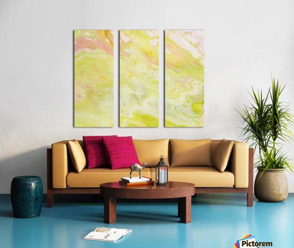PG Split Canvas print