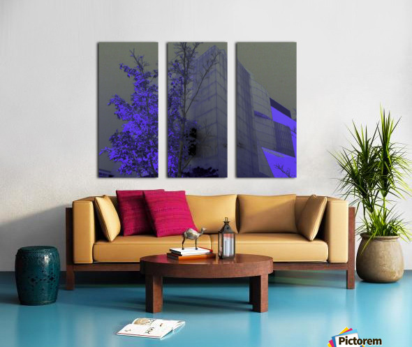 whispers Split Canvas print