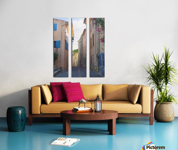 Sainte Anastasie Split Canvas print