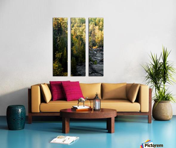 P9220119 Split Canvas print
