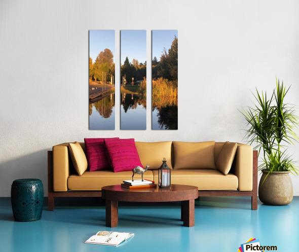 image Split Canvas print