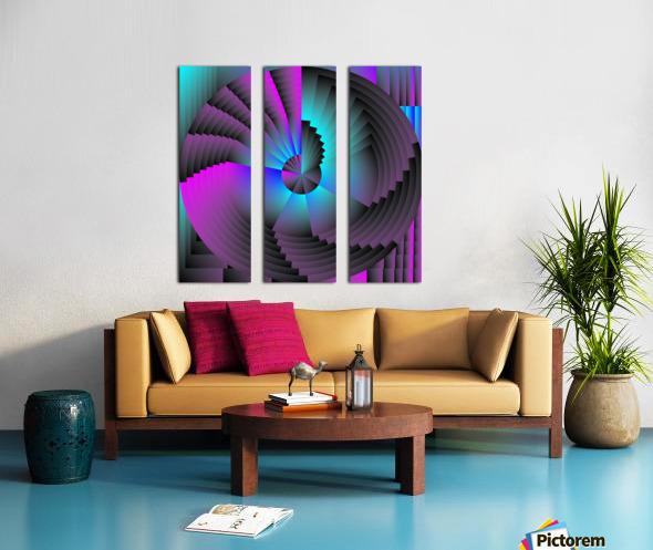 A.P.Polo - Murex Split Canvas print