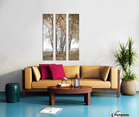 Lumiere automnale 2 Split Canvas print
