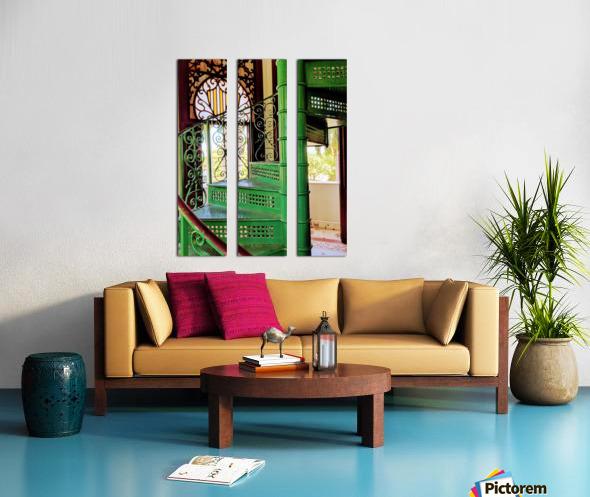 Cienfuegos VI Split Canvas print