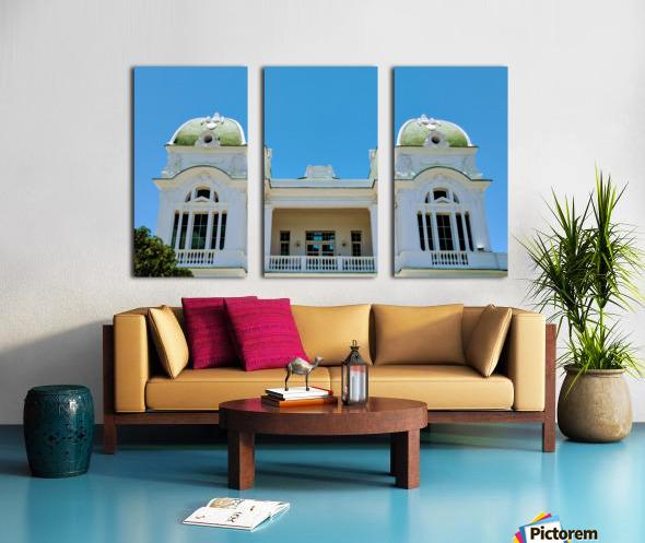 Cienfuegos I Split Canvas print