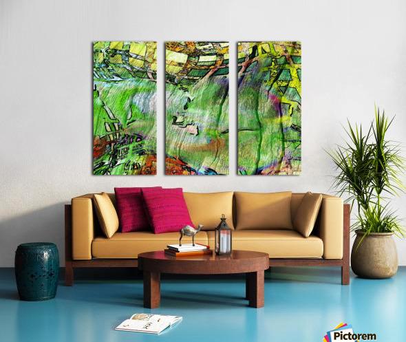 271F0F41 1AE5 44A5 822D 088651EFD460 Split Canvas print